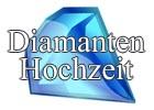 Diamantenhochzeit Glückwünsche