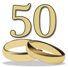 Goldene Hochzeit Sammeln Und Seltenes Einebinsenweisheit