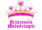 Ausmalbilder Prinzessinnen