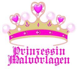 Prinzessin Malvorlagen