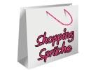 Sprüche über das Einkaufen