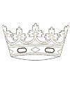 Krone einer Königin